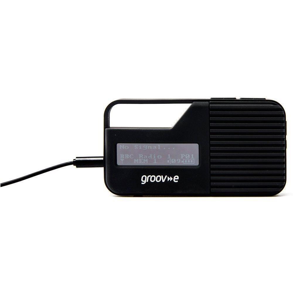 groov e rio personal portable digital radio deal mania. Black Bedroom Furniture Sets. Home Design Ideas
