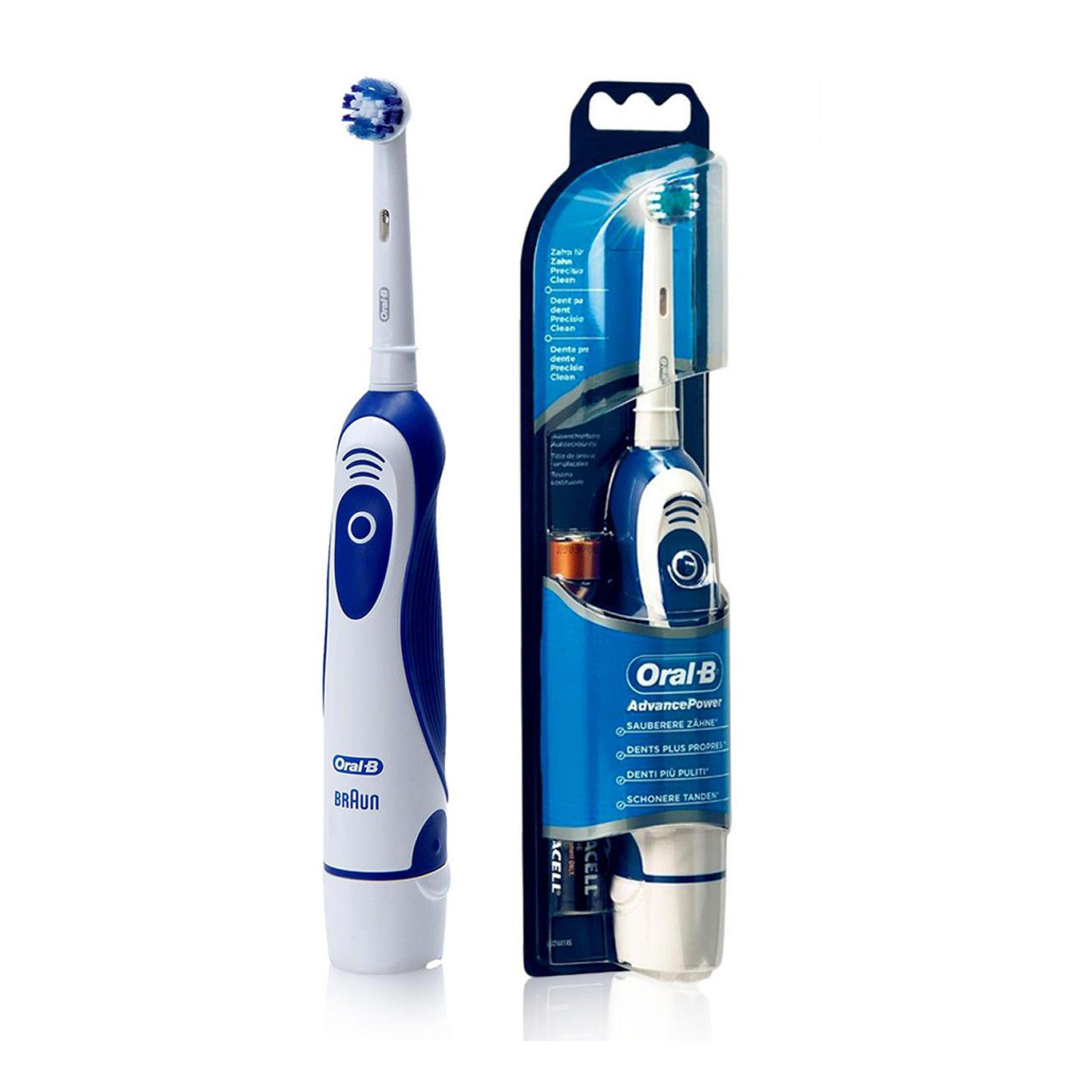 Braun Oral B Electric Toothbrush Deal Mania Free Delivery