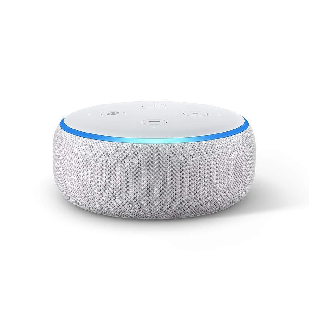 amazon echo dot 3rd generation smart speaker with. Black Bedroom Furniture Sets. Home Design Ideas