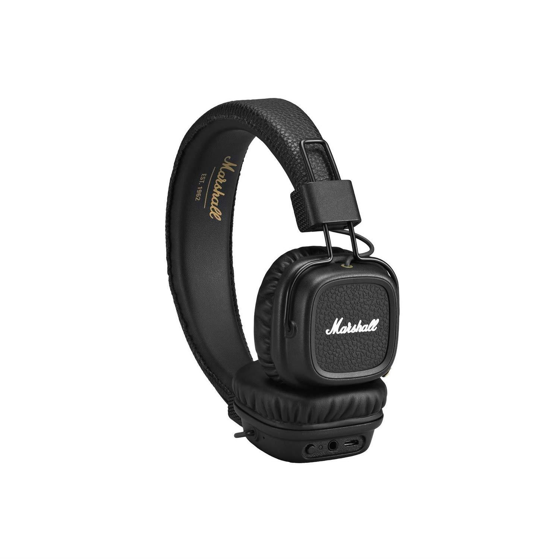 8bbff76f0a8 Marshall Major II Wireless Bluetooth Foldable Headphone ...
