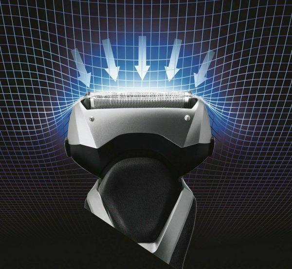 Panasonic ES RT 47 , 3 Blade Wet & Dry Electric Shaver