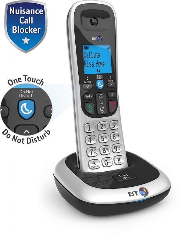 BT 2200 Nuisance Call Blocker Cordless Home Phone