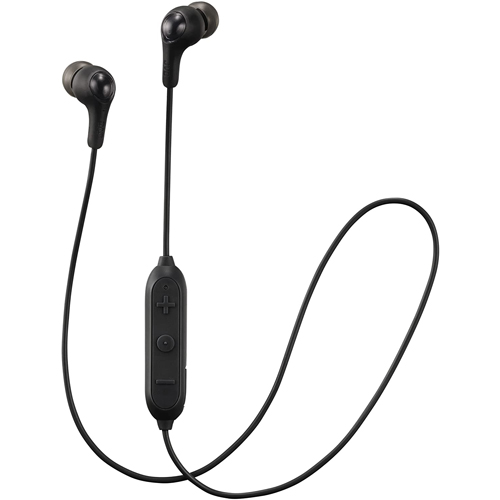 JVC HA-FY30BT-BE Bluetooth Earphones - Black