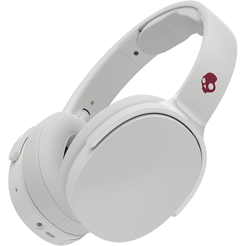 Pic 2, Skullcandy Hesh 3 Bluetooth Wireless Over-Ear Headphones with Microphone - Grey , Deal Mania