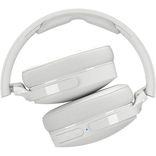 Pic 3. Skullcandy Hesh 3 Bluetooth Wireless Over-Ear Headphones with Microphone - grey - Deal Mania