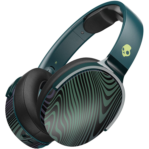 Pic 2 - Skullcandy Hesh 3 Bluetooth Wireless Over-Ear Headphones with Microphone - Psycho Tropical - Deal Mania - Deal Mania