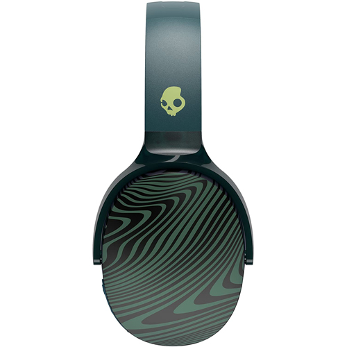 Pic 4 - Pic 3 - Pic 2 - Skullcandy Hesh 3 Bluetooth Wireless Over-Ear Headphones with Microphone - Psycho Tropical - Deal Mania - Deal Mania - Deal Mania - Deal Mania